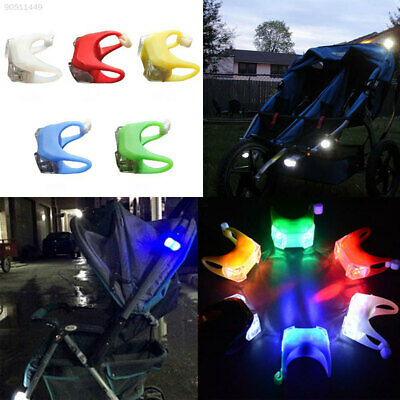 9DDE Remind Lights Stroller Outdoor Night Baby Waterproof Accessories