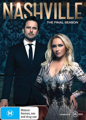 Nashville : Season 6 DVD : NEW