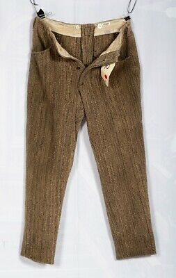 Hollywood Film Costume Trousers, made for famous actor James Coburn.