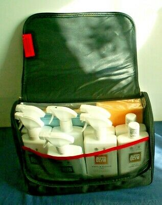 Auto Glym LifeShine Aftercare collection car care kit -E1