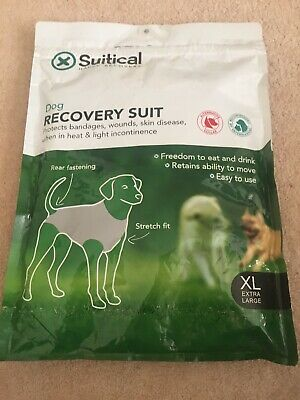 Suitical Recovery Dog Suit XL