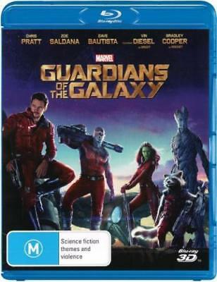 Guardians of the Galaxy (2014) (3D Blu-ray)  - BLU-RAY - NEW Region ALL