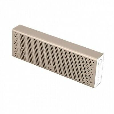 Altavoz Bluetooth Xiaomi MI Speaker Gold