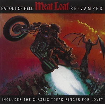 Meat Loaf-Bat Out Of Hell(Revamped) CD NUEVO