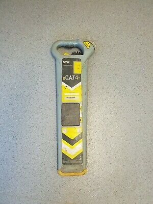 E C.a.t 4 Radiodetection Spx Cable Avoidance Tool. Perfect Working Order