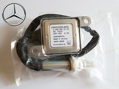 Original Mercedes Benz NOX Sensor Sealed NEW A0009053403 A0009056104 A0009055100