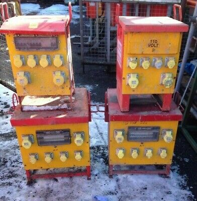 10 KVA site transformer 230v to 110v , not blakley