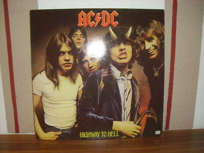 """Ac/dc  """"  Highway To Hell  """"  Lp"""
