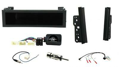 Toyota IQ Single din car stereo fitting facia, steering control and aerial adp