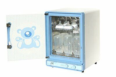 Baby Bottle Sterilizer & Dryer - Blue
