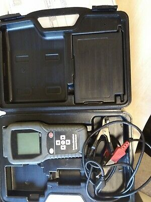 Battery Tester With Detachable Printer REFURBISHED