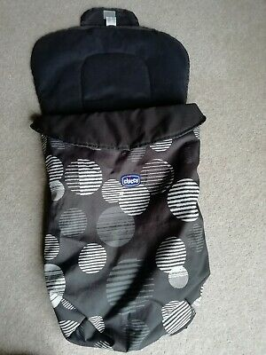 Chicco London Stroller Footmuff / Cosy Toes