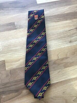 *ARSENAL* Vintage Gents Tie Football