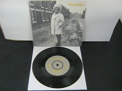 "Vinyl Record 7"" Single THE SMITHS HEAVEN KNOWS I'M MISERABLE NOW (K)"