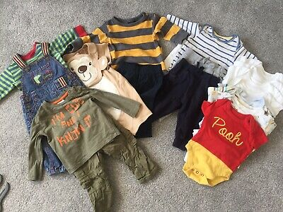 Bundle Of Baby Boy Clothes 3-6 Month,  Next & Others Brands