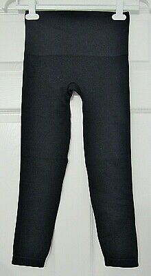 5d0e8a8078690 NWOT Women's Spanx Cropped Look at Me Now Seamless Leggings - Black - L