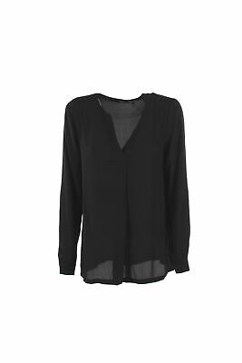 6add6b96d7 Blusa Donna Only Nero 15171844 Onlata Primavera Estate 2019