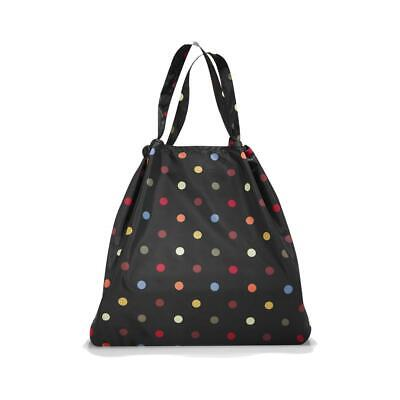 reisenthel Mini Maxi Loftbag, Shopping Bag, Carrier With Dots, Polyester Fabric