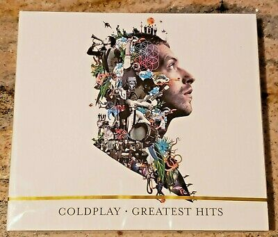 2CD Coldplay  36 Greatest Hits Collection [NEW] RARE 2CD 2018
