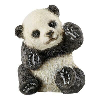 Schleich Wild Life Panda Cub Playing Panda Bear Wild Animal Action Figure 4.5 cm