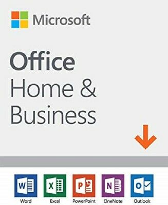 Microsoft Office Home and Business 2019 | 1 device | Windows 10 PC or Mac |