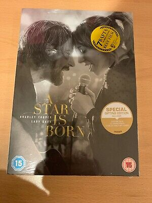 A STAR IS BORN - DVD & CD SOUNDTRACK Special Edition, BRADLEY COOPER, LADY GAGA