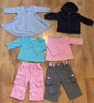 🎀Mothercare & Βaby K Baby Girl Bundle: Age 0-3 Months: Save & Combine Postage🎀