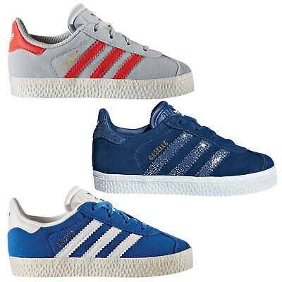 ADIDAS ORIGINALS GAZELLE Nourrissons Petit Enfant Baskets Chaussures de Tennis