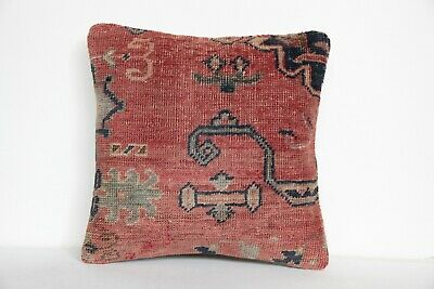Throw pillow,sitting pillow,Oushak pillow,Rug pillow,tribal pillow,Red cushions