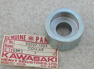 92027-1023 Kawasaki Rear Axle Collar 22mm for KZ650C Custom KZ650D SR 1977-1979
