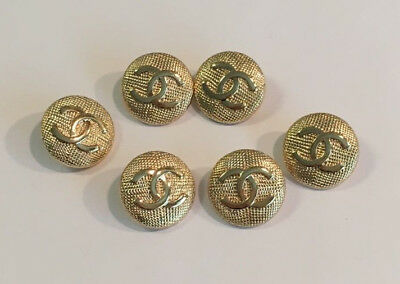 6 Chanel buttons