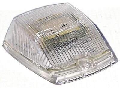 cab clearance light 36 amber diode clear lens for Kenworth Ford FL FLD each