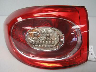 VOLKSWAGEN TIGUAN L Taillight outer (quarter panel mounted), L. 09 10 11