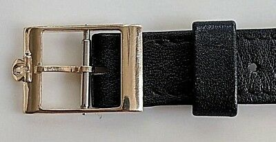 NEW 14k Yellow Gold Buckle for Men's VINTAGE 1970'S OMEGA GENEVE DYNAMIC Watch