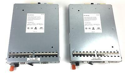 Dell JT517 0JT517 AMP01-SIM SAS//SATA Controller for PowerVault MD1000 Lot of 2