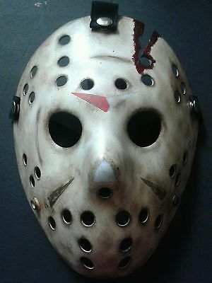 Friday The 13th Part 4 Jason Voorhees Halloween Mask Version 2 Horror