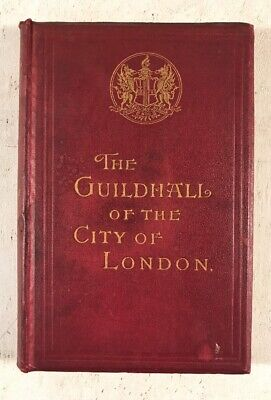 The Guildhall of the City London English History City Government