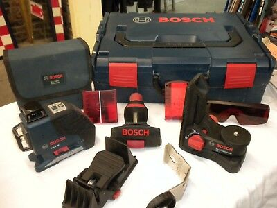 Bosch Professional 3 Plane Leveling & Alignment Laser GLL3-80P