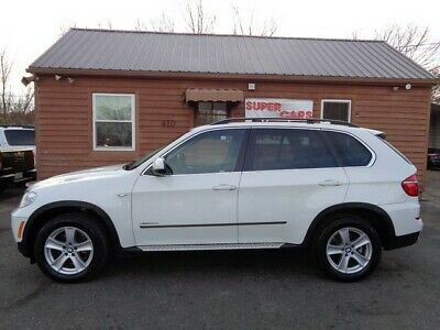 2013 BMW X5  2013 35d Used Turbo 3L I6 24V Automatic All Wheel Drive SUV Premium