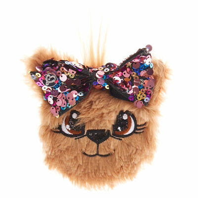 c1ce19af1 JOJO SIWA GIRLS Fluffy Bow DESIGNER T-Shirt BOWS Top 5-6 Years NEW ...