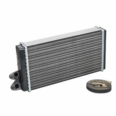 Heat Exchanger For Heater Audi 100 43 44 4A quattro 200 A6 S6 V8 4C Febi 11090