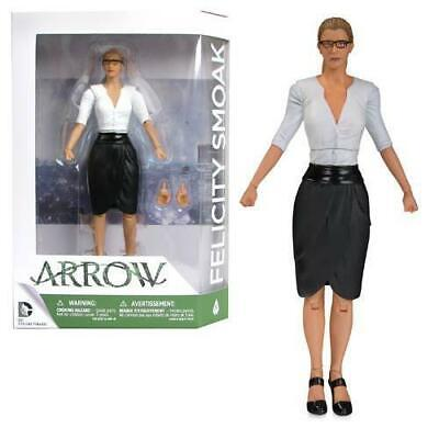 "Arrow TV Series Felicity Smoak 7"" Figure DC Universe CW BNIB New Free UK P and P"