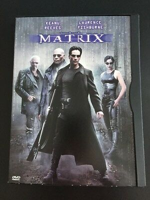 The Matrix (DVD, 1999) - Excellent Condition - FREE Shipping