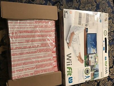 New Wii Fit U with Balance Board accessory and Fit Meter