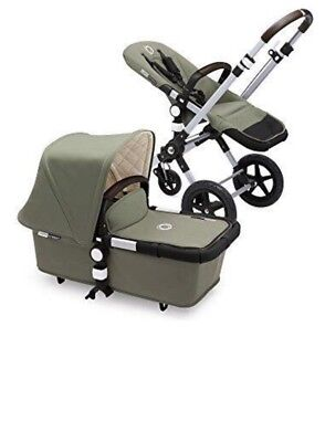Bugaboo Cameleon3 Classic Collection Special Edition Stroller NEW Khaki