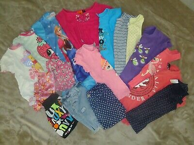 Girls summer clothes, size 6