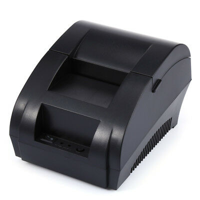 Portable Mini 58mm POS Receipt ZJ-5890K Thermal Printer with USB Port Hot New