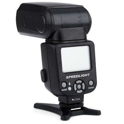 TRIOPO TR - 950 Manual Multi Flash Speedlight for Canon Nikon Hot Gift New