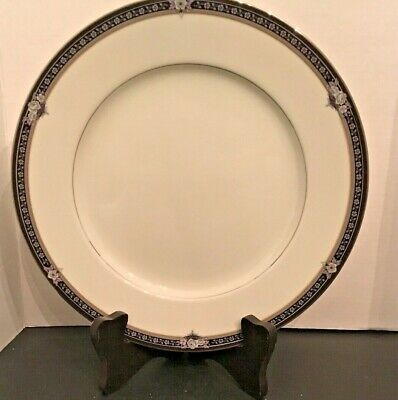 "Mikasa Grande Ivory Gothic Rose 12""  Chop Plate"