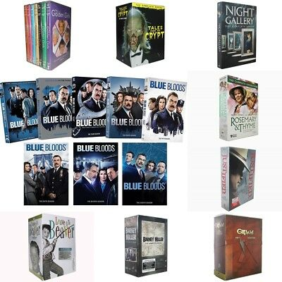 Top 30 Selling TV Series Complete Season Dvd Box Set Collection Brand New Sealed